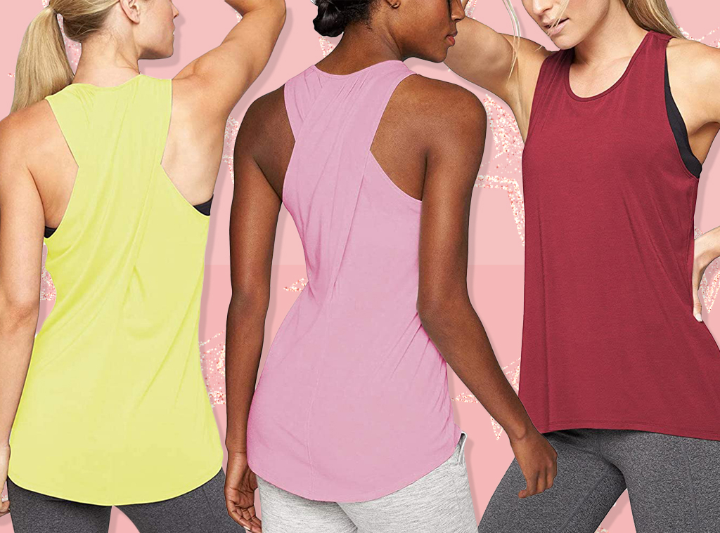 E-Comm: This $16 Crossback Tanks Has Over 750 5-Star Amazon Reviews