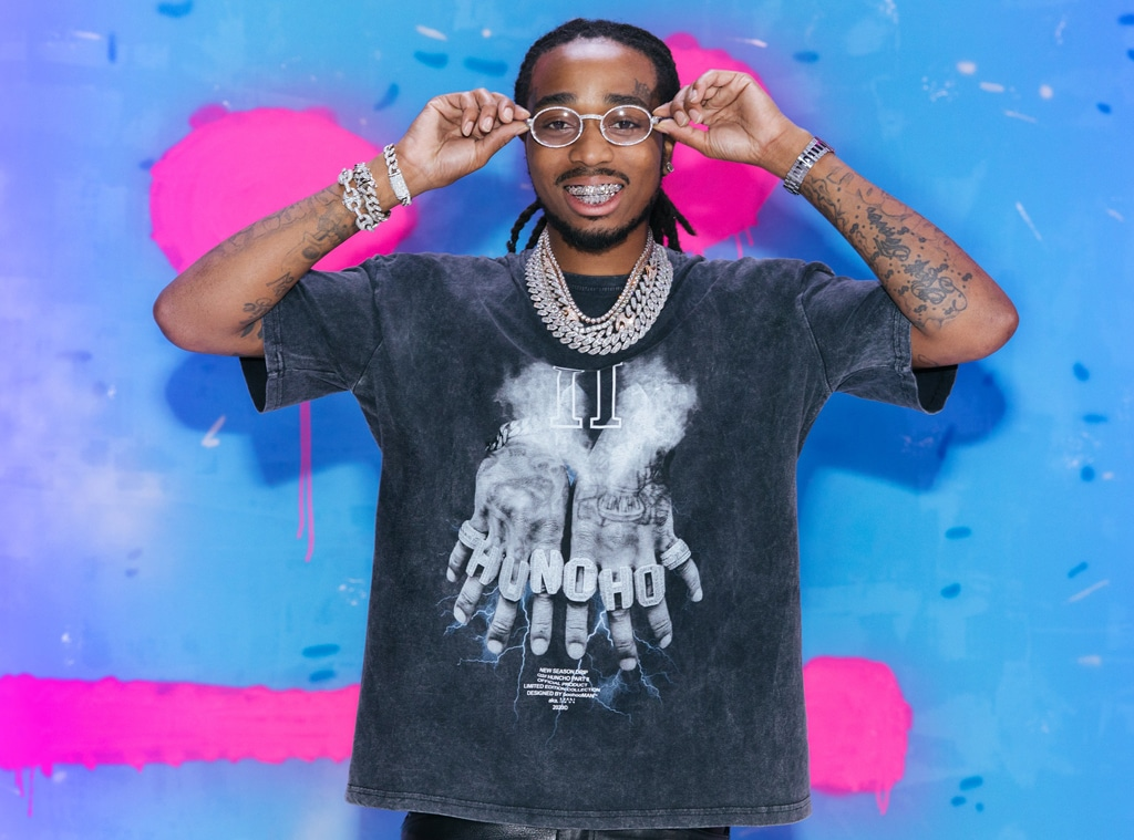 E-comm: Quavo's New Boohooman Collection Will Make Your Style Pop