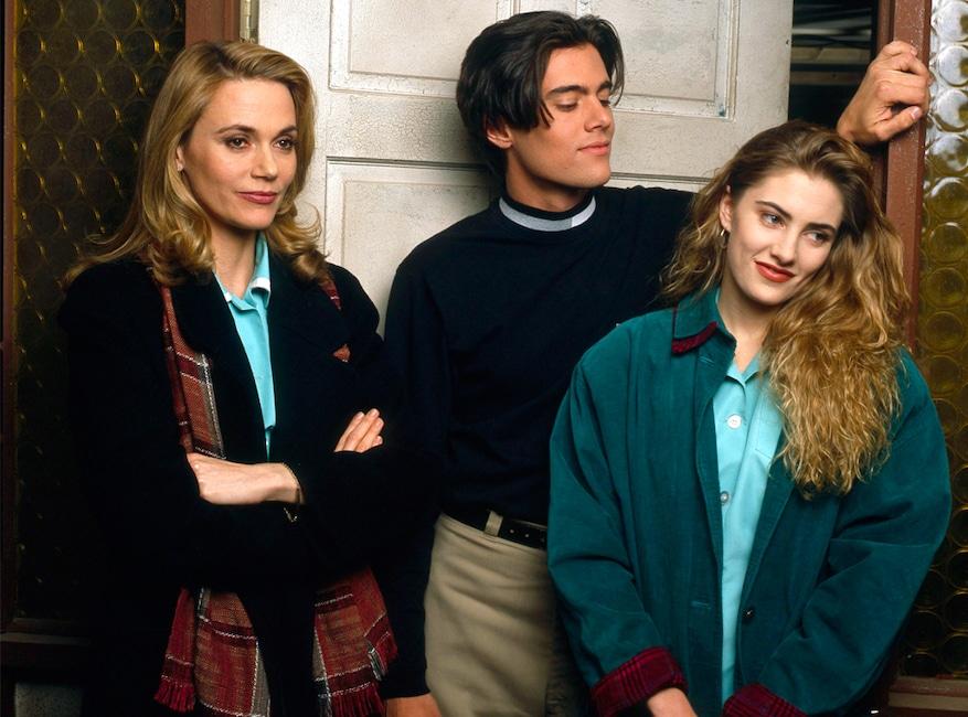 Twin Peaks, Peggy Lipton, Dana Ashbrook, Madchen Amick