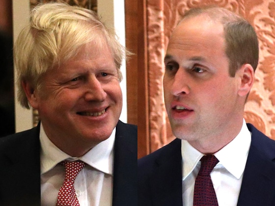 Prince William and More Royals Send Well Wishes to Boris Johnson During Coronavirus Battle