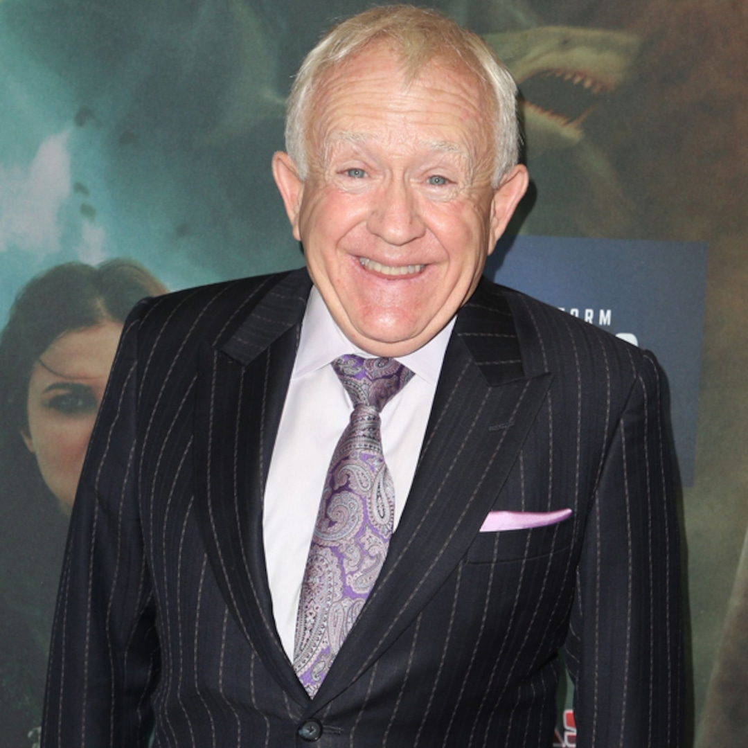 Leslie Jordan Asks How Y'all Doing? in Cover Reveal for His New Book