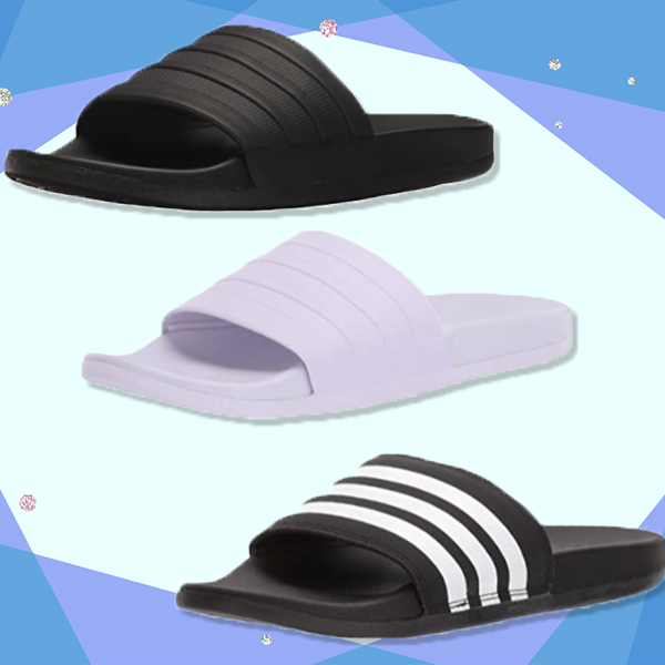 These Adidas Slides Have 1,740 5-Star Amazon Reviews