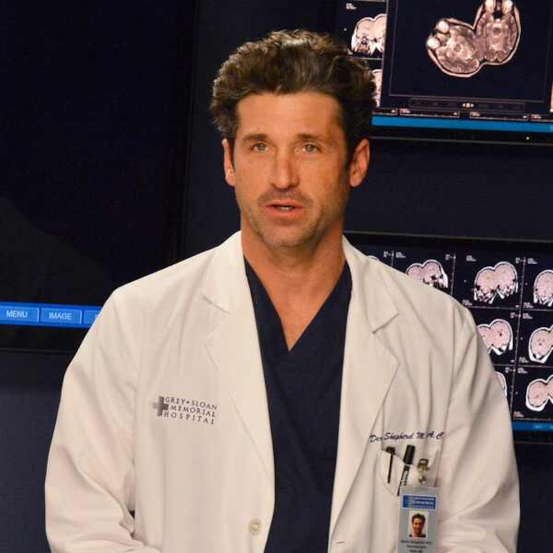 The Alleged Truth Behind Patrick Dempsey's Exit From Grey's Anatomy Revealed – E! Online
