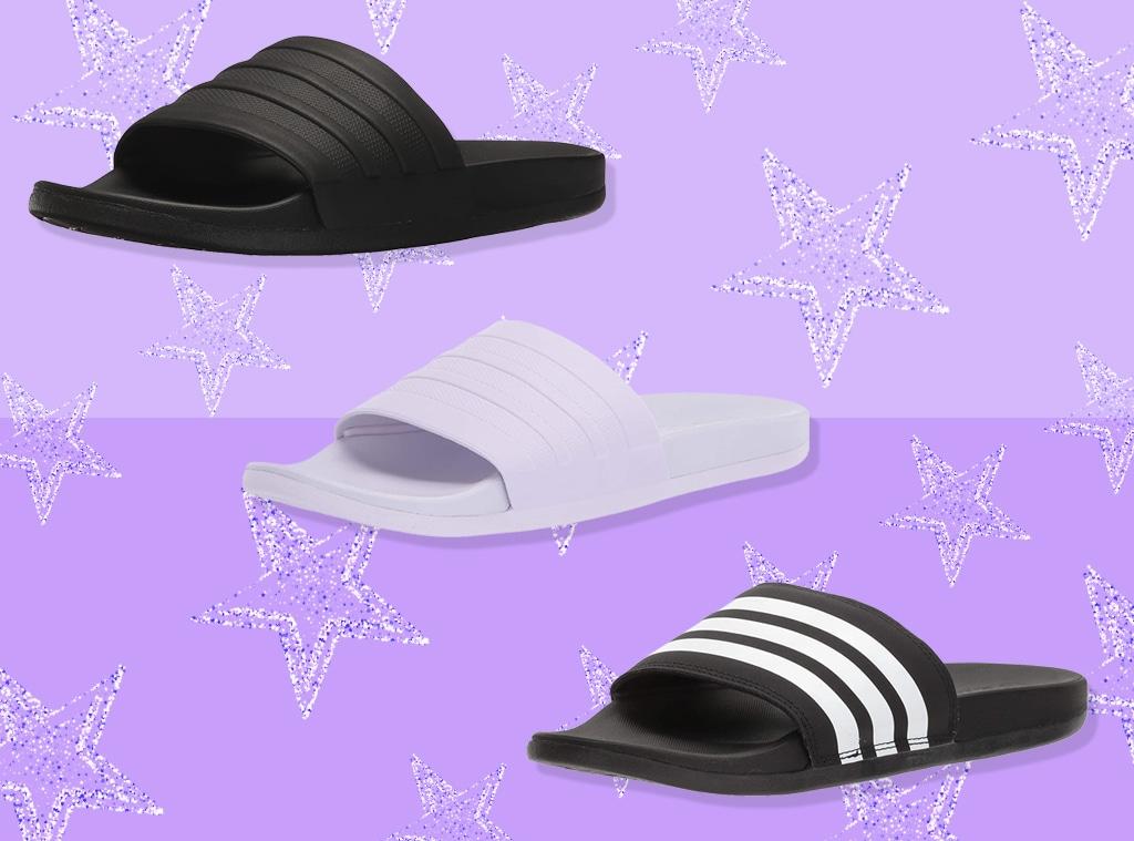 E-Comm: Adidas Slides