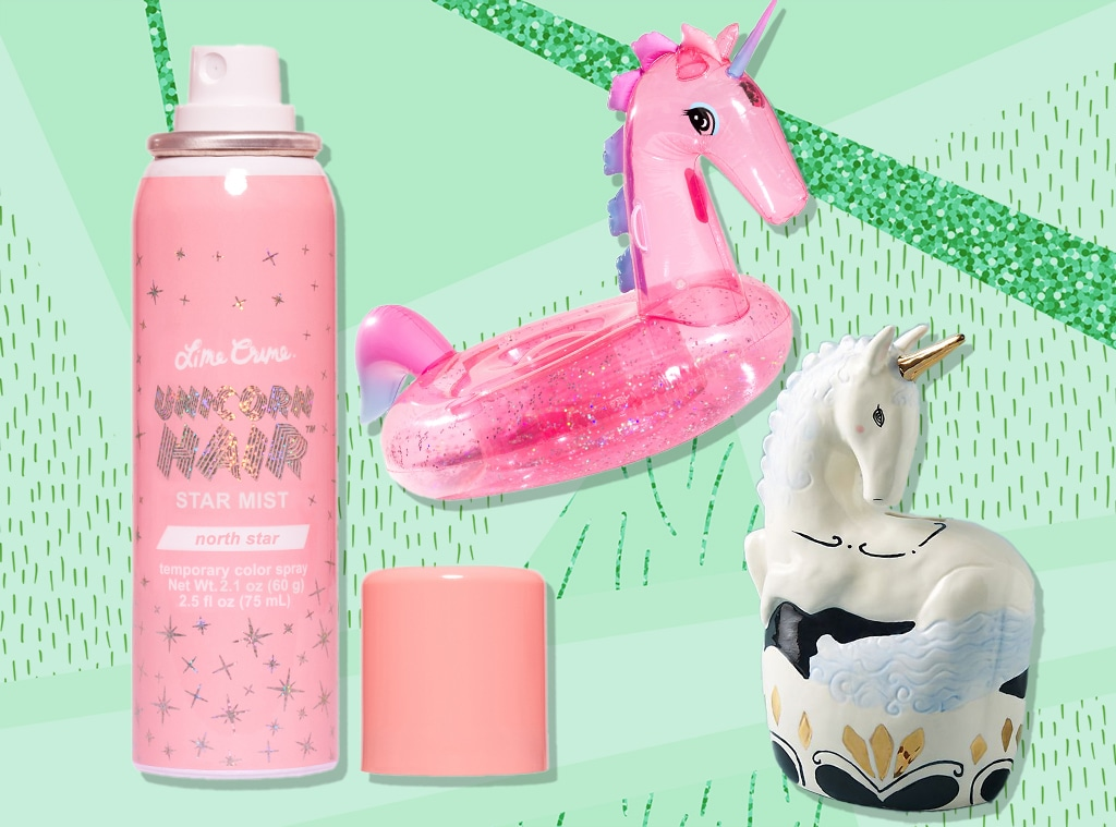E-Comm: It's National Unicorn Day: Shop the Magic!