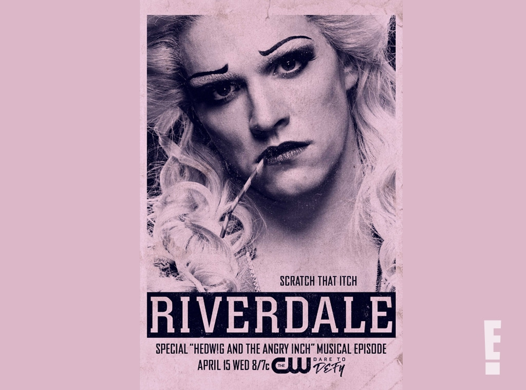 Riverdale TV Poster