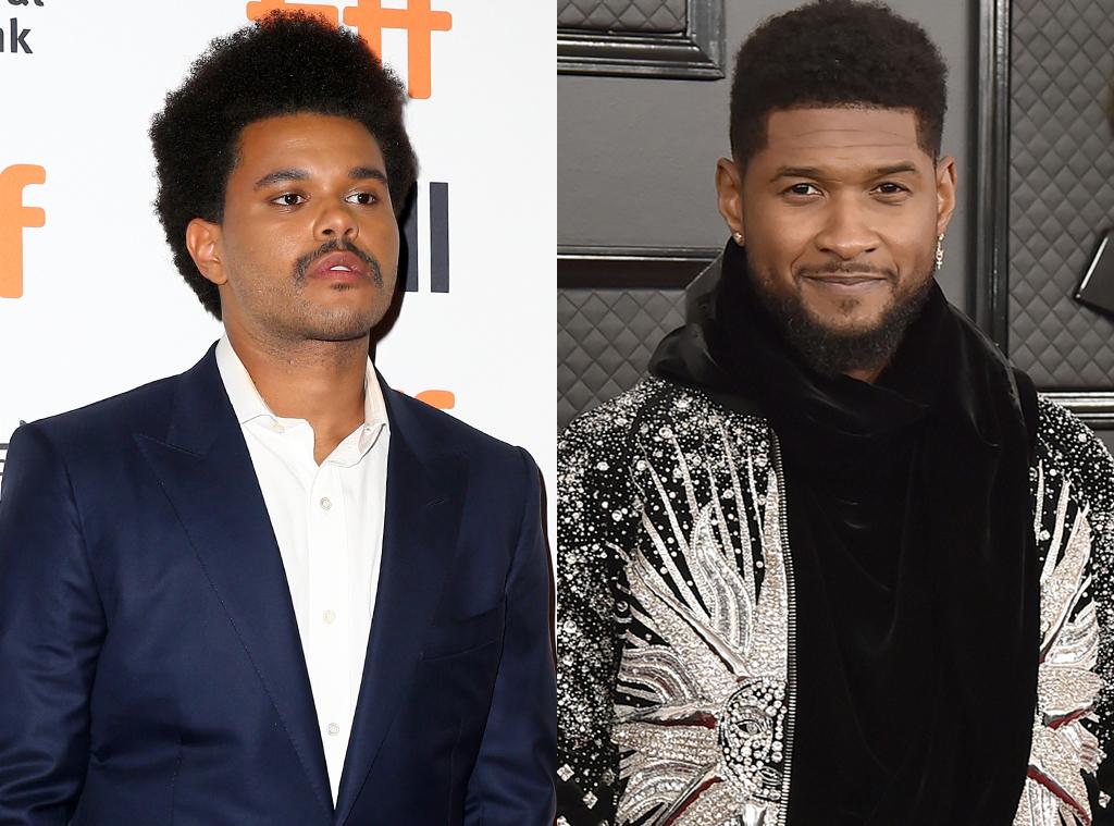 The Weeknd, Usher
