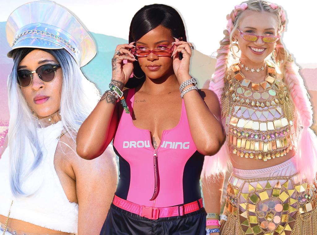 Coachella Style, Collage