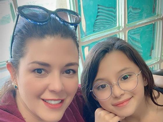 Alicia Machado finalmente presentó al padre de su hija
