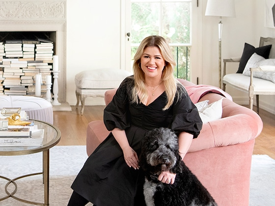Escape to the French Countryside With Kelly Clarkson's New Wayfair Furniture Collection