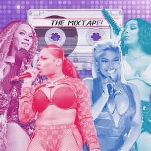 The MixtapE!, Beyonce, Megan Thee Stallion, Nicki Minaj, Doja Cat