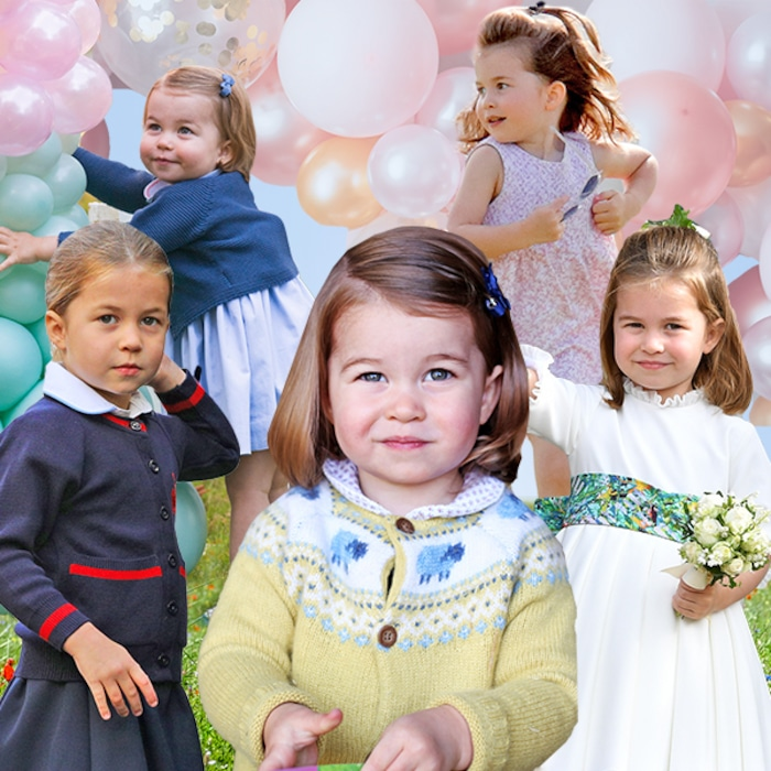 Why Princess Charlotte Will Never Be Your Average Spare Heir E