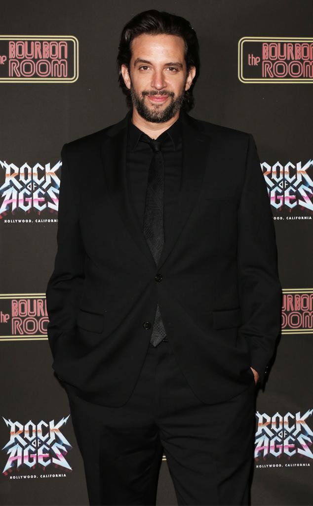 Nick Cordero, Rock Of Ages Premiere