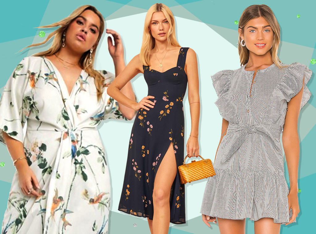 EComm: This Summer's Prettiest Dresses