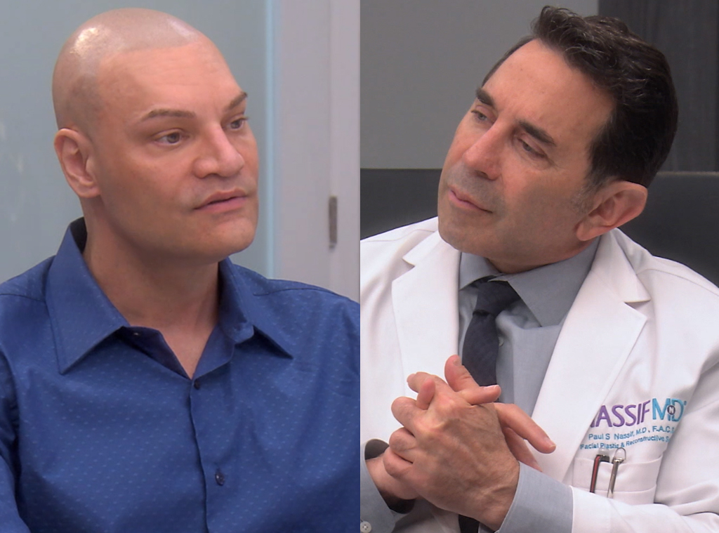 Dr. Nassif, Patient Chris - Botched