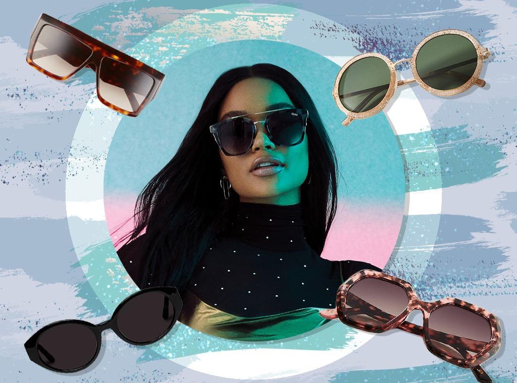 E-Comm: Summer Sunglasses Trends