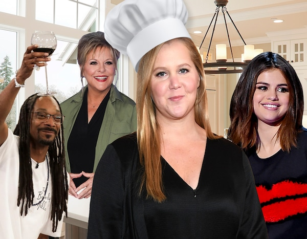 The Most Surprising Celebrities With Cooking Shows