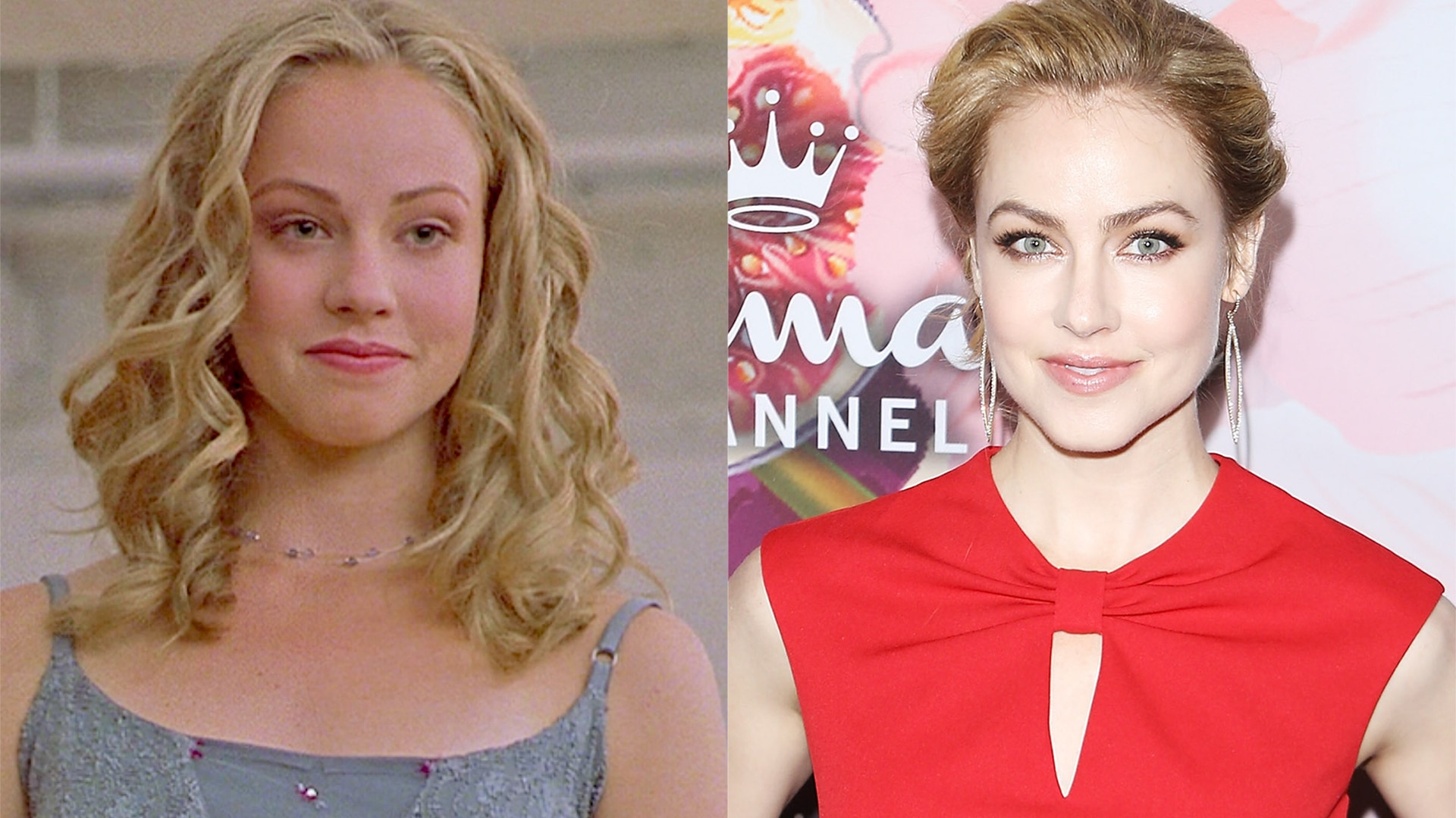Amanda Schull, Center Stage, Then and Now