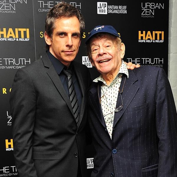 Ben Stiller, Jerry Stiller