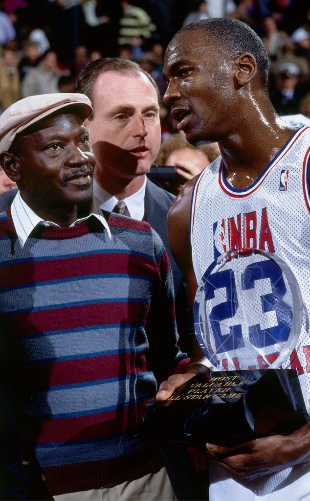 Michael Jordan, James Jordan