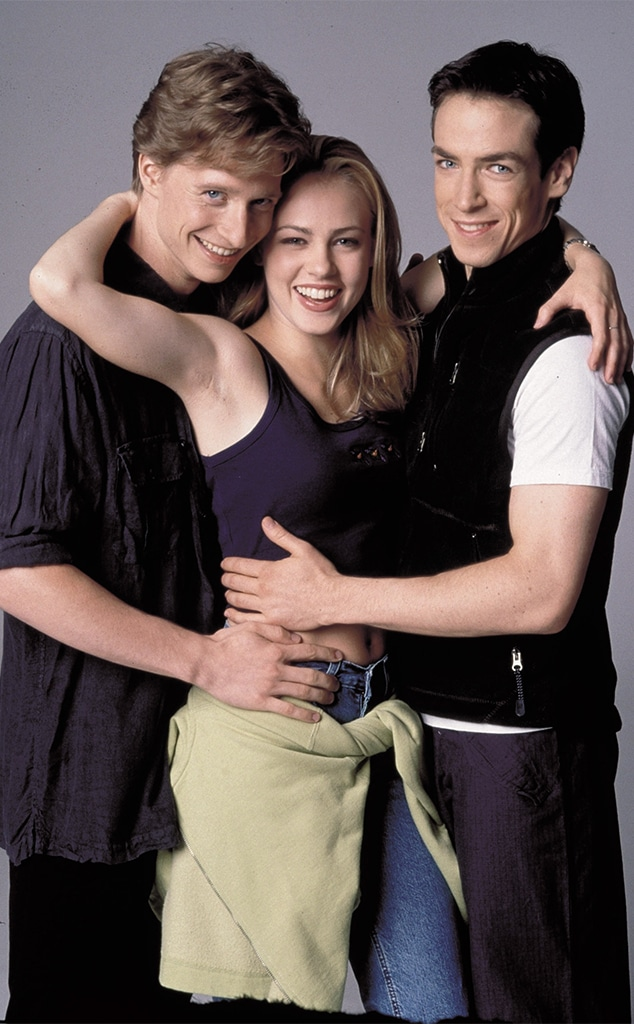 Center Stage, Ethan Stiefel, Amanda Schull, Sascha Radetsky