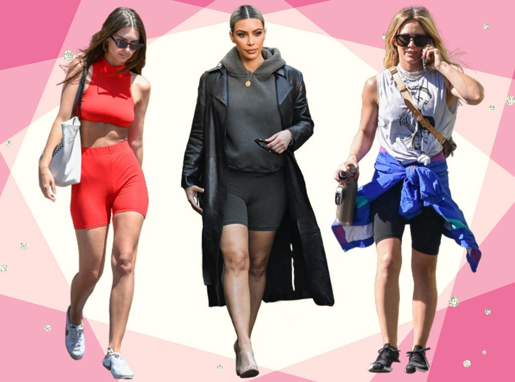 EComm, The bike shorts trend is here to stay