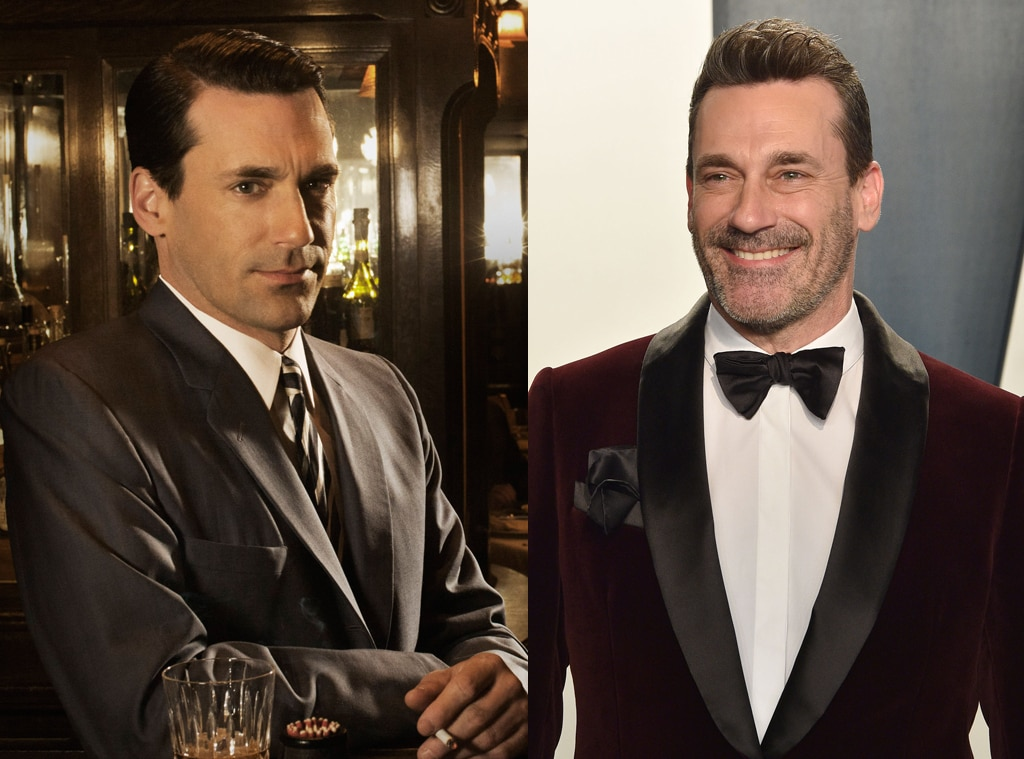 Mad Men, Jon Hamm, Where Are They Now?