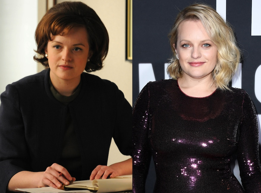 Mad Men, Elisabeth Moss, Where Are They Now?
