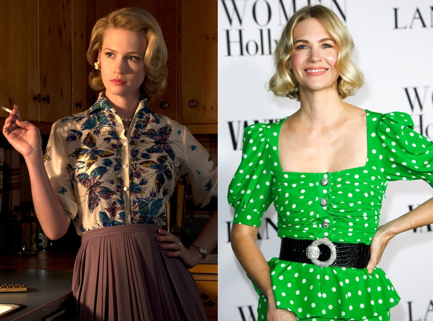 Mad Men, January Jones, Where Are They Now?
