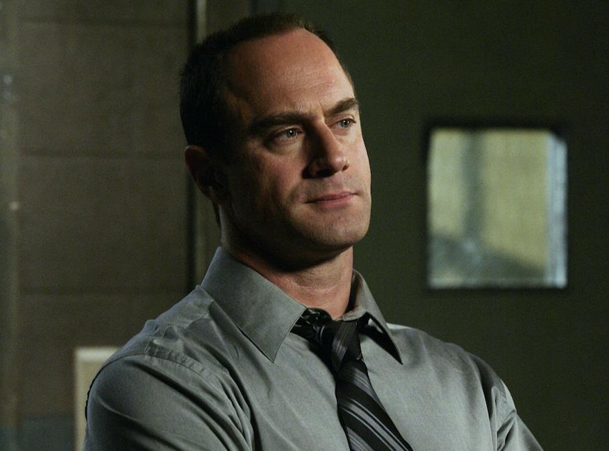 Christopher Meloni, Detective Elliot Stabler, Law & Order: SVU