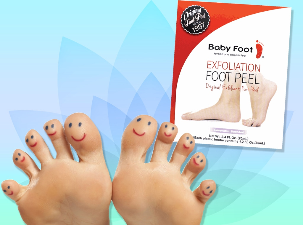 E-comm: Baby Foot Is the One Thing You Need Right Now