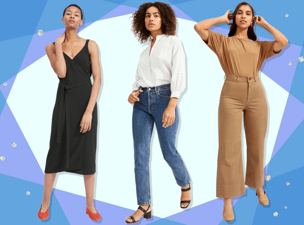 EComm: Everlane Choose What You Pay Sale
