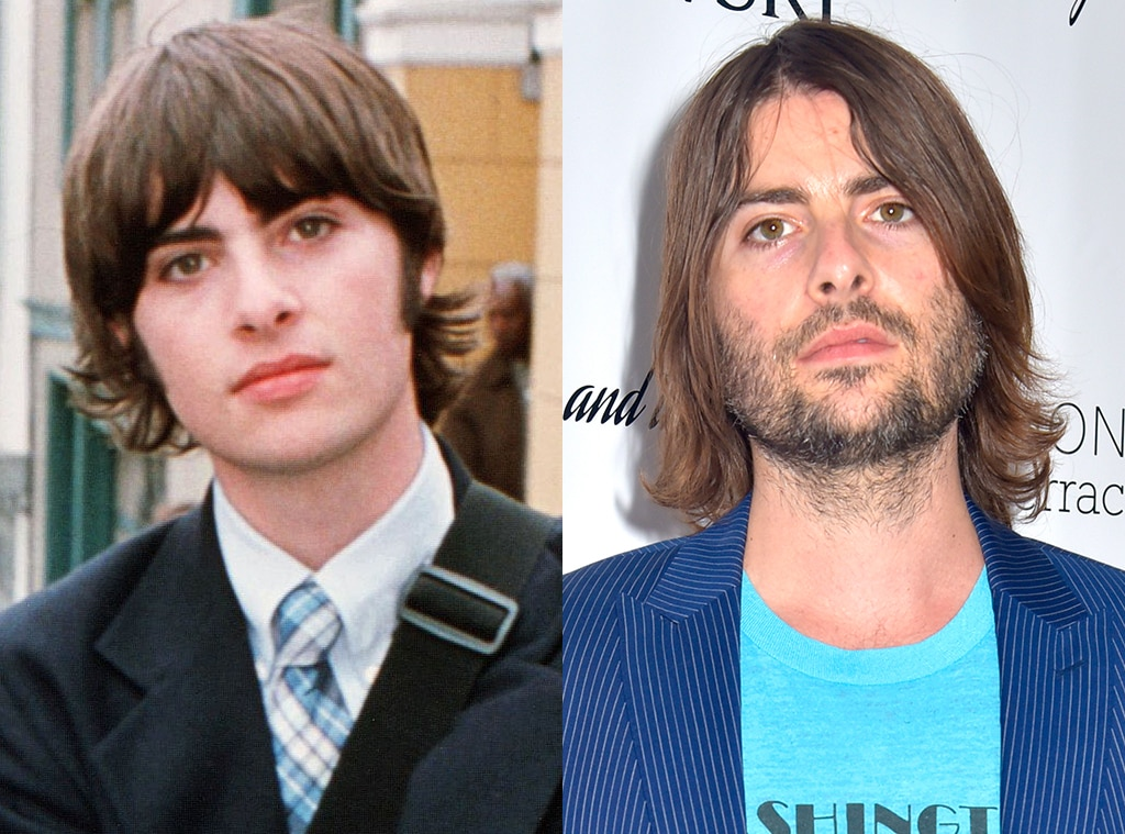 Robert Schwartzman from The Princess Diaries Cast: Where ...