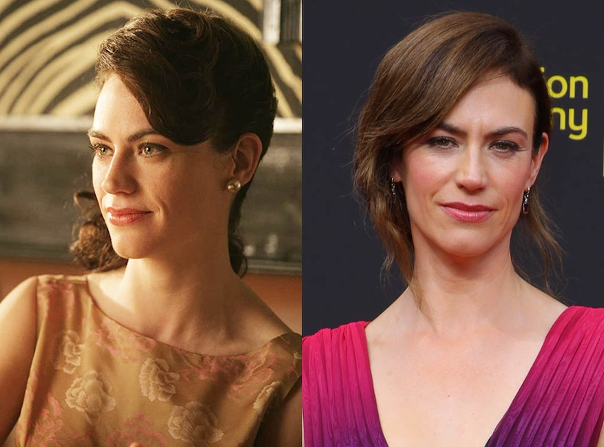Mad Men, Maggie Siff, Where Are They Now?