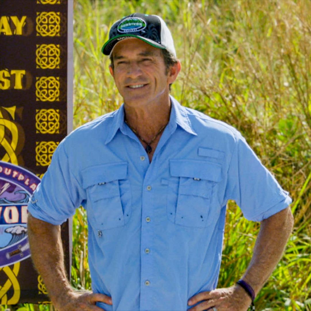 Jeff Probst Just Shared an Exciting Survivor Season 41 Update
