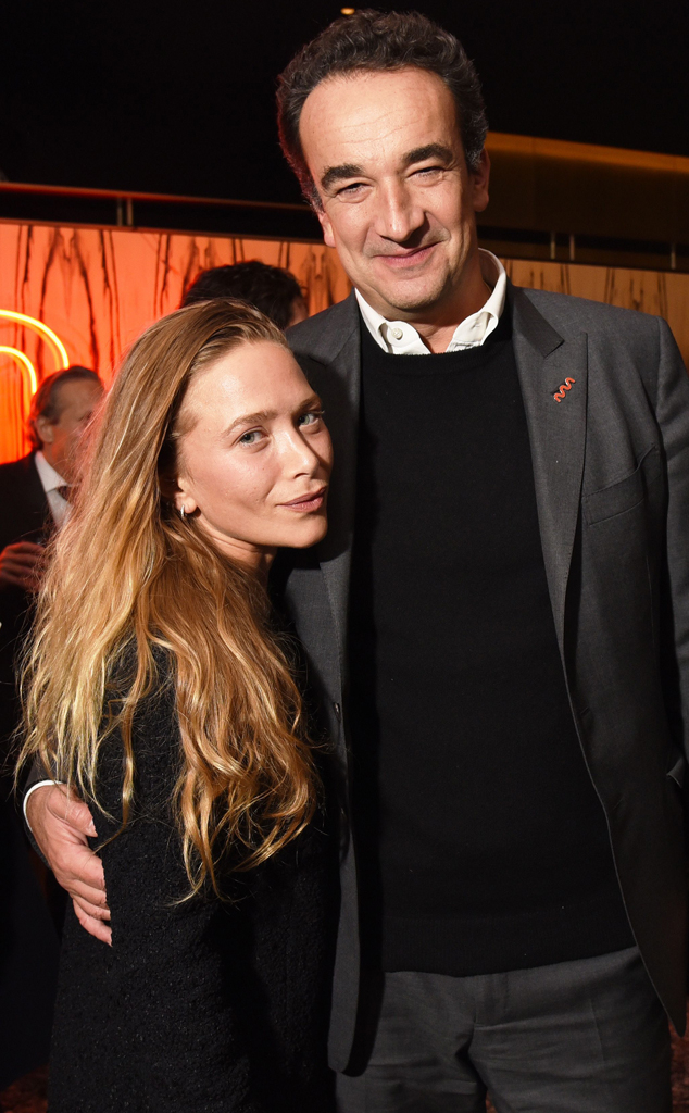 Mary-Kate Olsen, Oliver Sarkozy