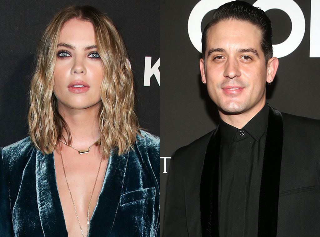 Here S What S Really Going On With Ashley Benson And G Eazy E