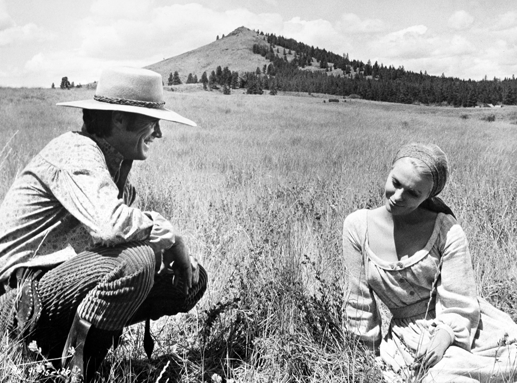 Jean Seberg, Clint Eastwood, Paint Your Wagon