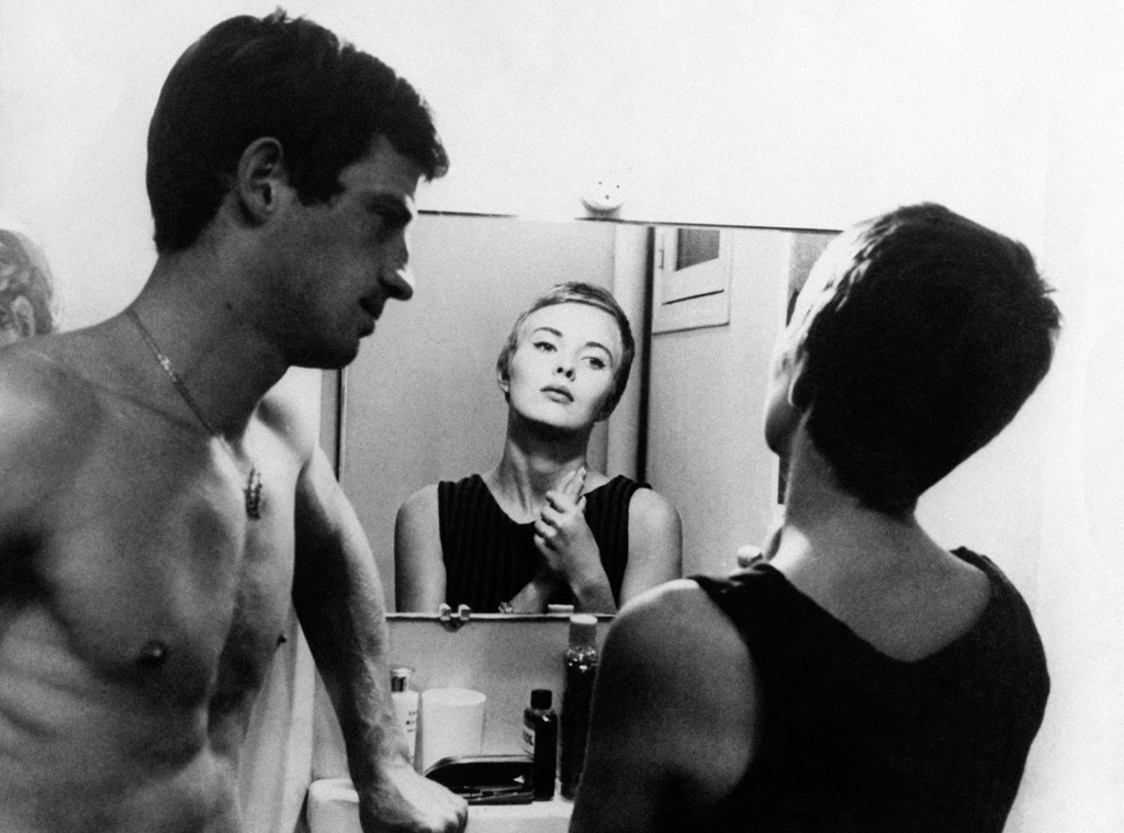 Jean Seberg, Jean-Paul Belmondo, Breathless