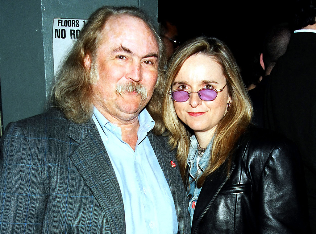 David Crosby, Melissa Etheridge