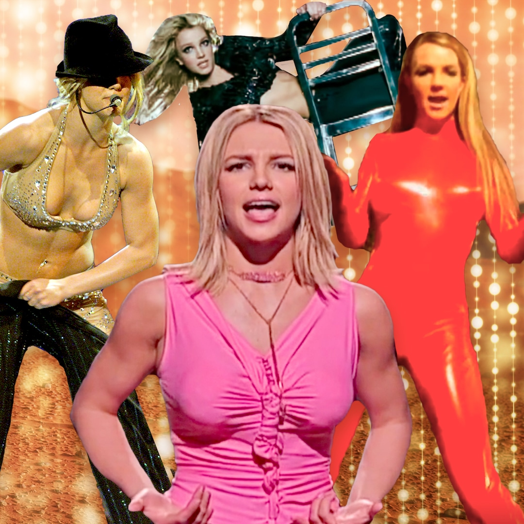 All The Major Moments Britney Spears Oops Gave Us E Online