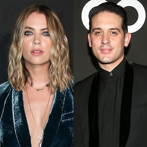Ashley Benson, G-Eazy