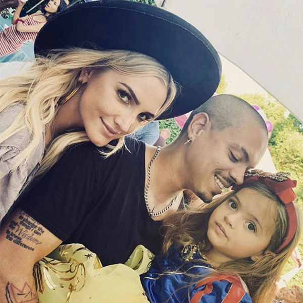Ashlee Simpson Ross' Husband Evan Ross Recalls Daughter's Fury About Getting a Baby Brother