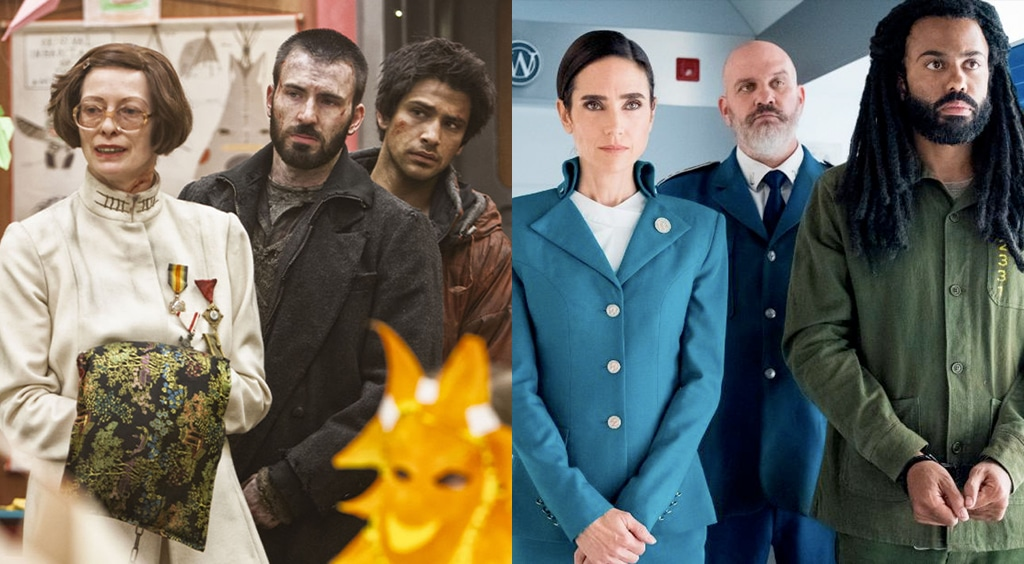 Snowpiercer, Movies Turned TV Shows