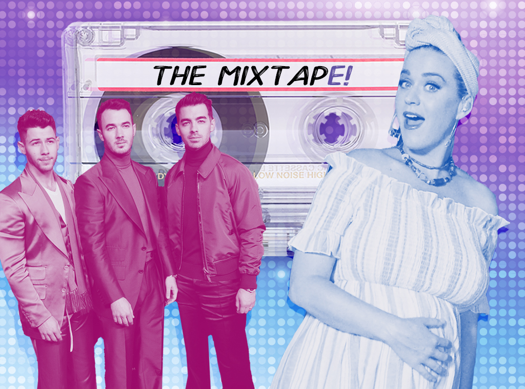 The MixtapE!, Jonas Brothers, Katy Perry