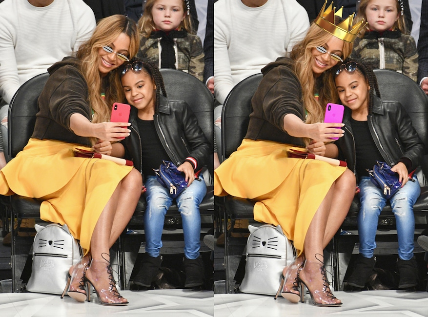 Photo Puzzle 3, Beyonce, Blue Ivy