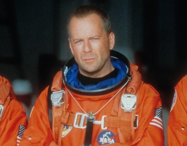 Bruce Willis Suits Up in His Original