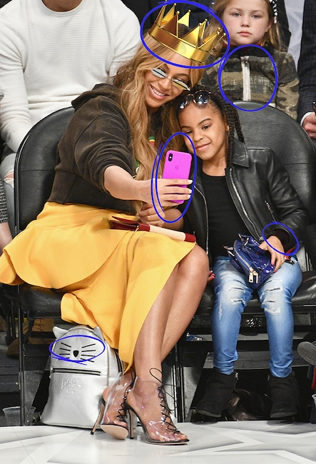 Photo Puzzle 3, Answers, Beyonce, Blue Ivy