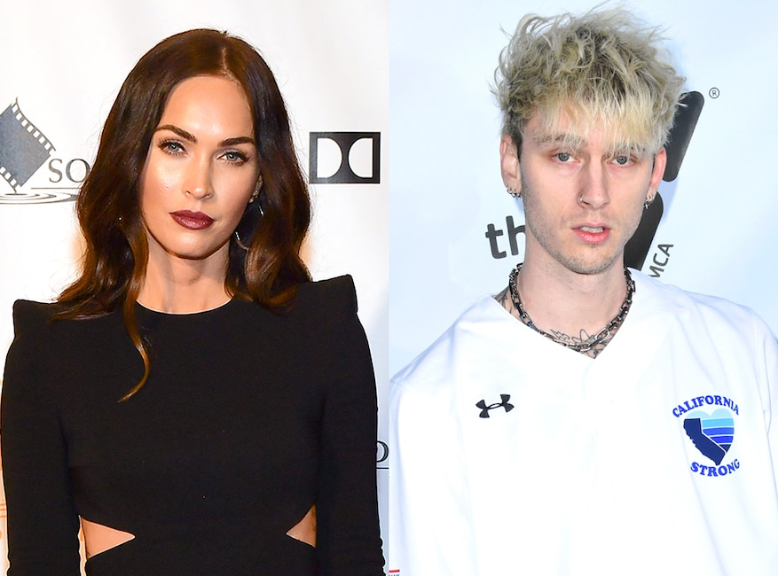 Megan Fox, Machine Gun Kelly