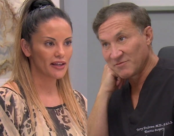 Dr. Terry Dubrow Tries to Rescue a Black Hawk Crew Chief's MIA Breast on Botched